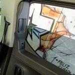 Prueba Opel Combo Life elevalunas trasero