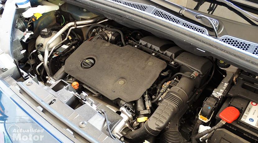 Prueba Opel Combo 1.5 TD 130 CV motor