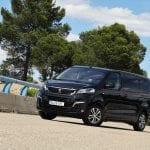 Prueba Peugeot Traveller VIP chasis mediano180