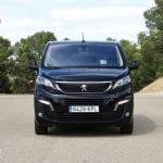 Prueba Peugeot Traveller VIP 180 frontal