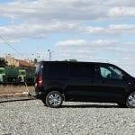 Prueba Peugeot Traveller VIP lateral