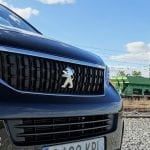 Prueba Peugeot Traveller VIP detalle frontal