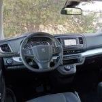 Prueba Peugeot Traveller puesto conducción
