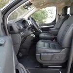 Prueba Peugeot Traveller plazas delanteras
