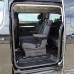 Prueba Peugeot Traveller acceso lateral