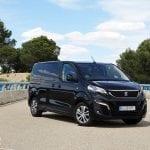 Prueba Peugeot Traveller VIP chasis Standard 180