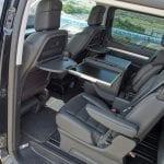 Prueba Peugeot Traveller VIP segunda fila con bandejas