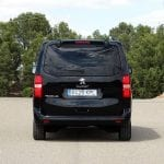 Prueba Peugeot Traveller VIP 180 trasera