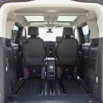 Prueba Peugeot Traveller maletero con dos filas