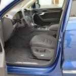 Prueba Volkswagen Touareg asientos