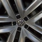 Prueba Volkswagen Touareg llantas