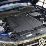 Prueba Volkswagen Touareg motor