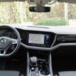 Prueba Volkswagen Touareg interior