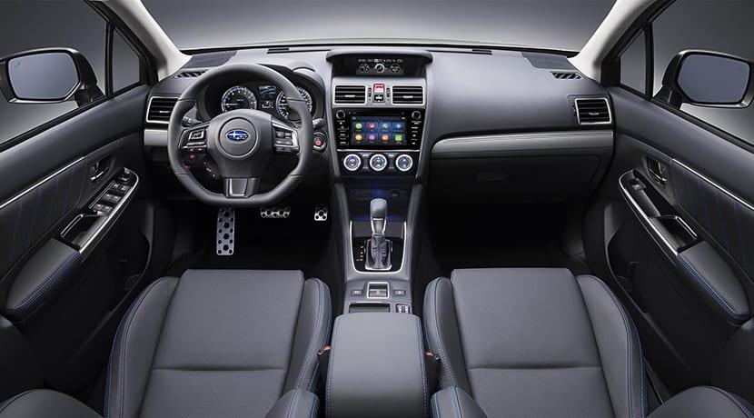 Interior Subaru Levorg