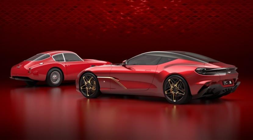 Aston Martin DBS GT Zagato zaga