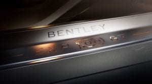 Bentley EXP 100 GT Teaser 0