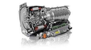 Grupo FCA - ZF 8HP transmision