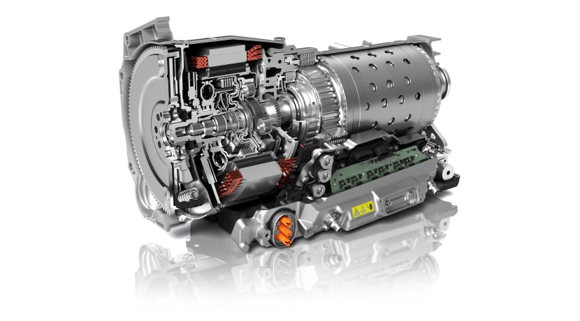 Grupo FCA - ZF 8HP transmision