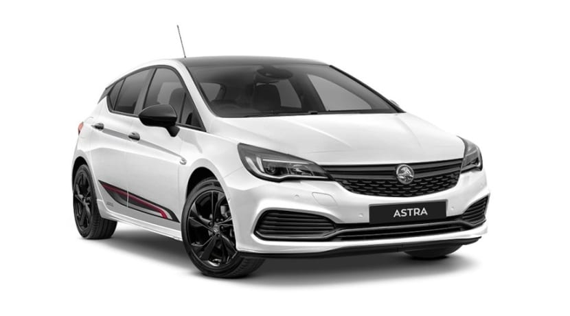 Holden Astra RS Black Edition