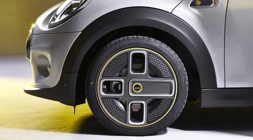Mini Cooper SE eléctrico