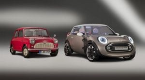 Mini Rocketman Concept frontal