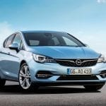 Opel Astra 2019 hatchback frontal