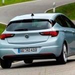 Opel Astra 2019 hatchback trasera