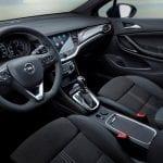 Opel Astra 2019 interior