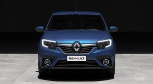 Renault Sandero 2020 frontal