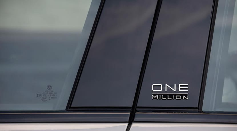 Volkswagen Touareg One MIllion