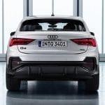 Trasera del Audi Q3 Sportback