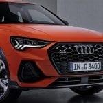 Audi Q3 Sportback detalle frontal