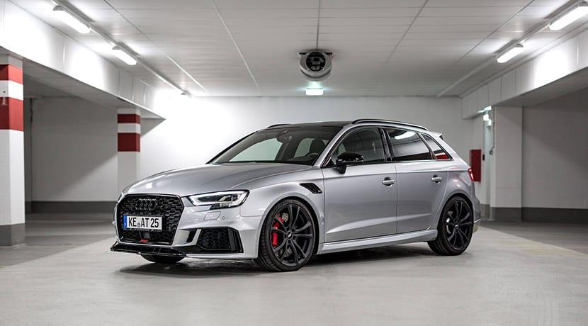 Audi RS 3 preparado por ABT hasta los 470 CV