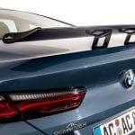 Alerón racing del BMW Serie 8 de AC Schnitzer