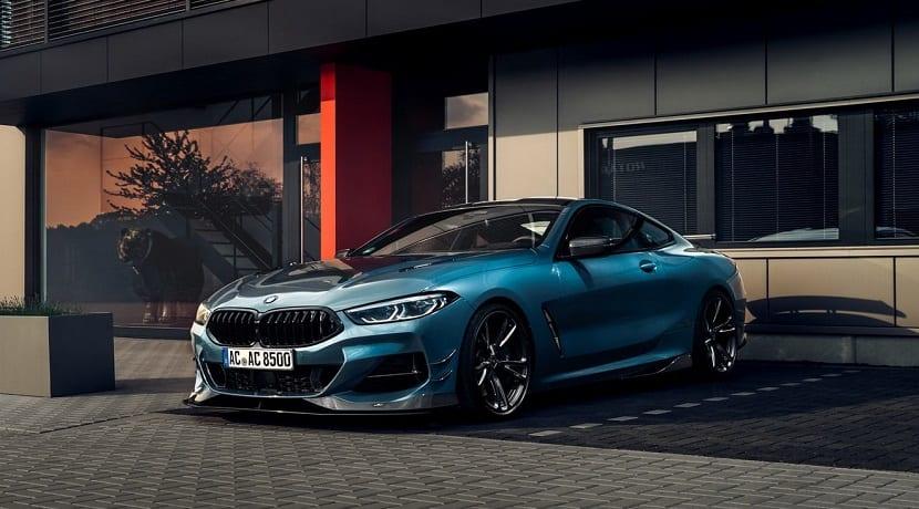 BMW Serie 8 de AC Schnitzer
