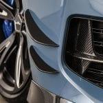 Spiler frontales laterales del BMW Serie 8 de AC Schnitzer