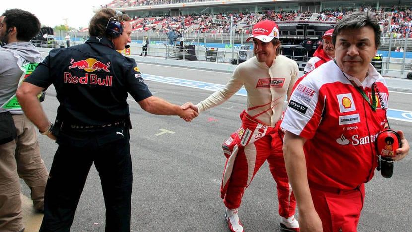 Horner y Alonso