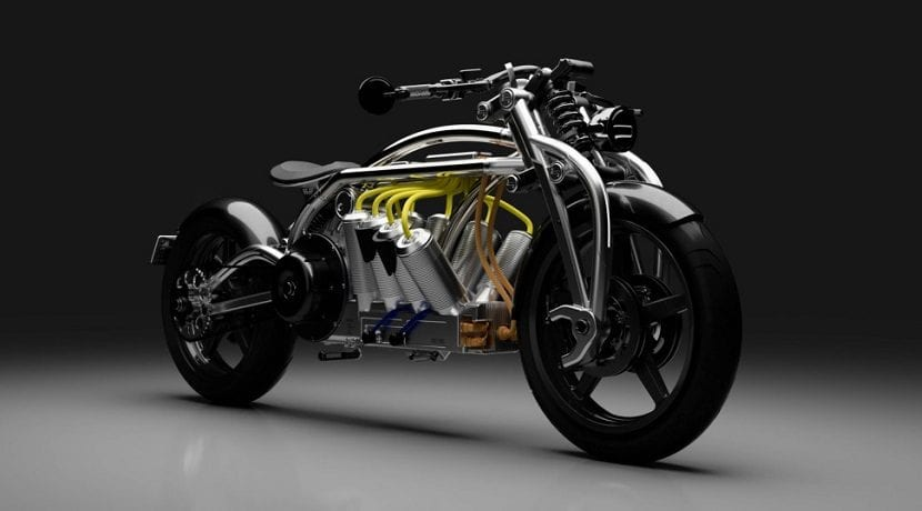 Curtiss Zeus V8