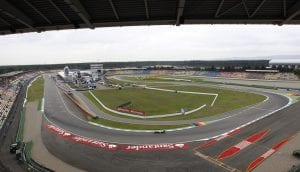 GP Alemania Hockenheim (estadio)