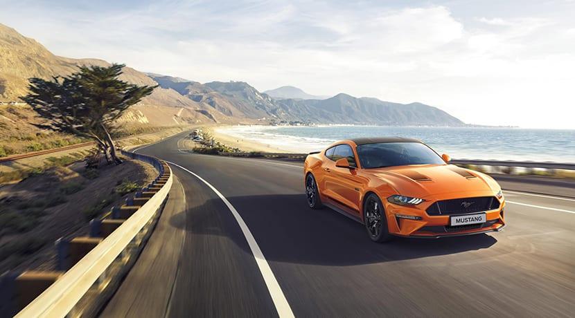Ford Mustang55 edición especial