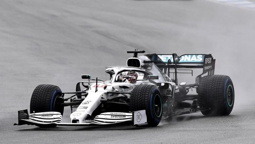 Mercedes GP de Alemania F1 2019
