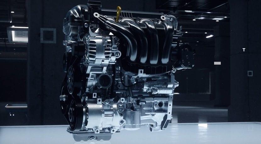 Motor CVVD de Hyundai para el Sonata