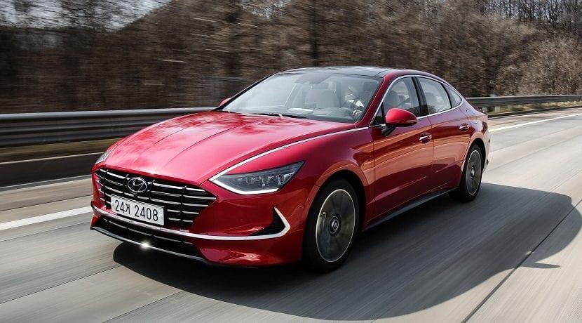 El Hyundai SOnata llevará el motor CVVD