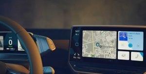 Volkswagen ID.3 interior filtrado