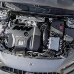 Motor del Mercedes AMG A 45