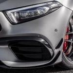 Spoilers del Mercedes AMG A 45