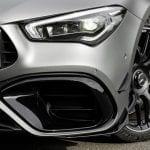 Spoilers del Mercedes AMG CLA 45