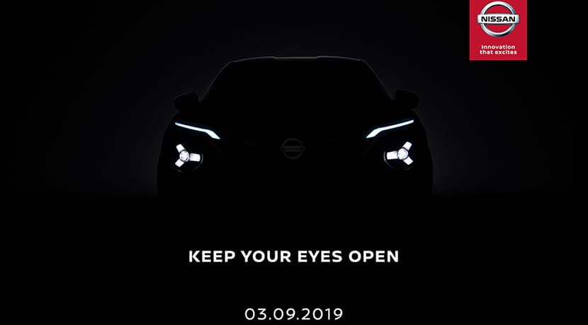 Teaser del Nissan Juke