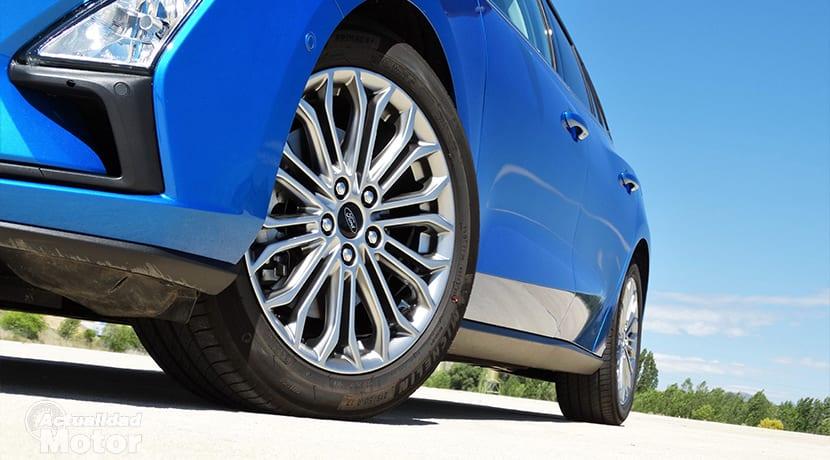 Llantas Ford Focus Titanium