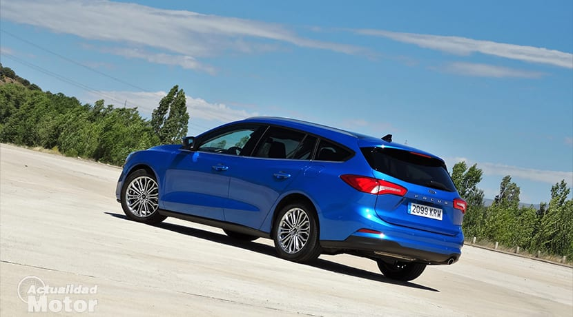 Prueba Ford Focus Sportbreak
